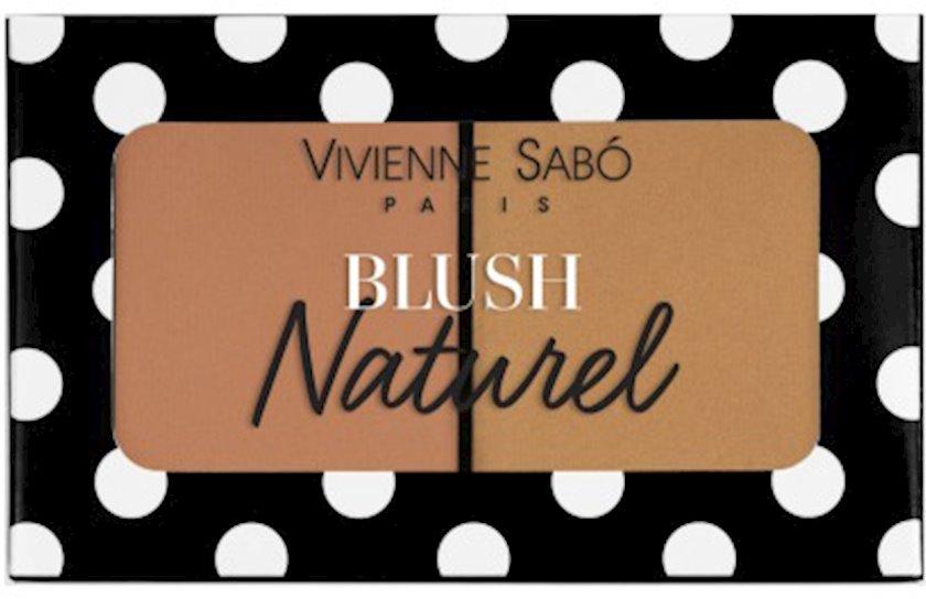 Ənlik Vivienne Sabo Blush Naturel iki rəngli №01 6 q