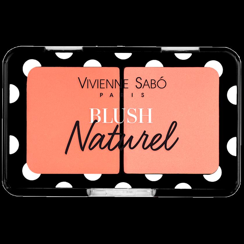 Ənlik Vivienne Sabo Blush Naturel iki rəngli №02 6 q