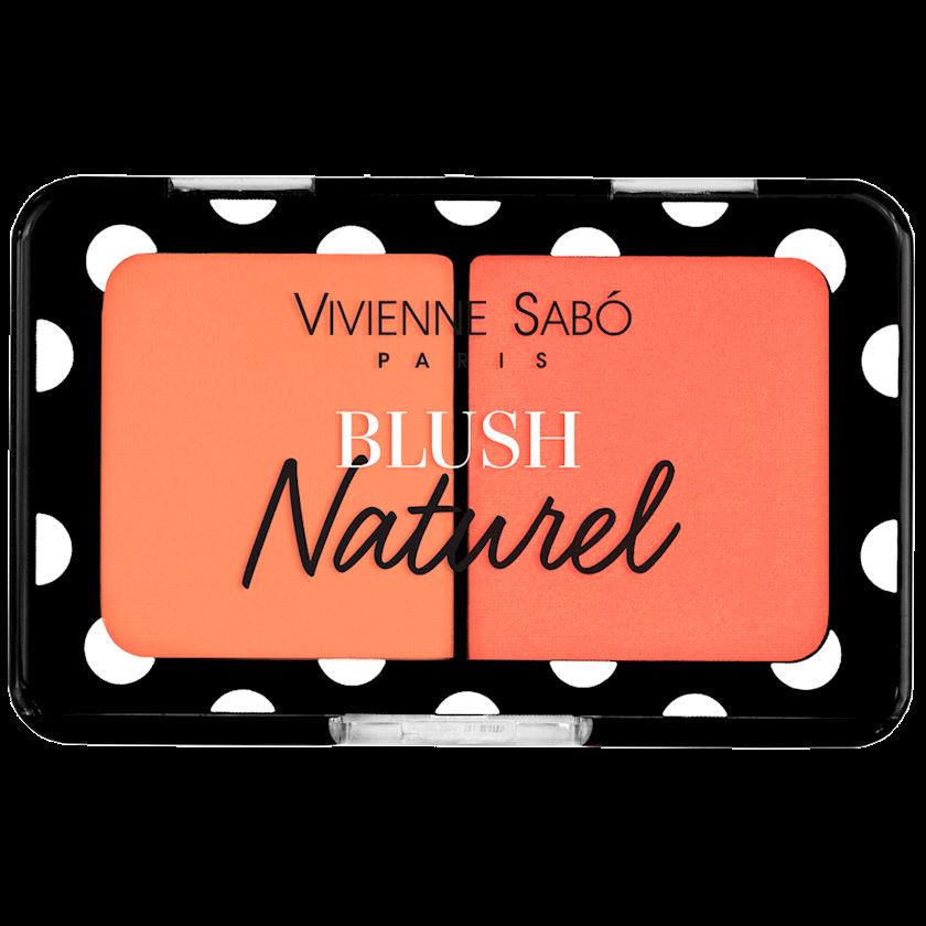 Ənlik Vivienne Sabo Blush Naturel iki rəngli №04 6 q