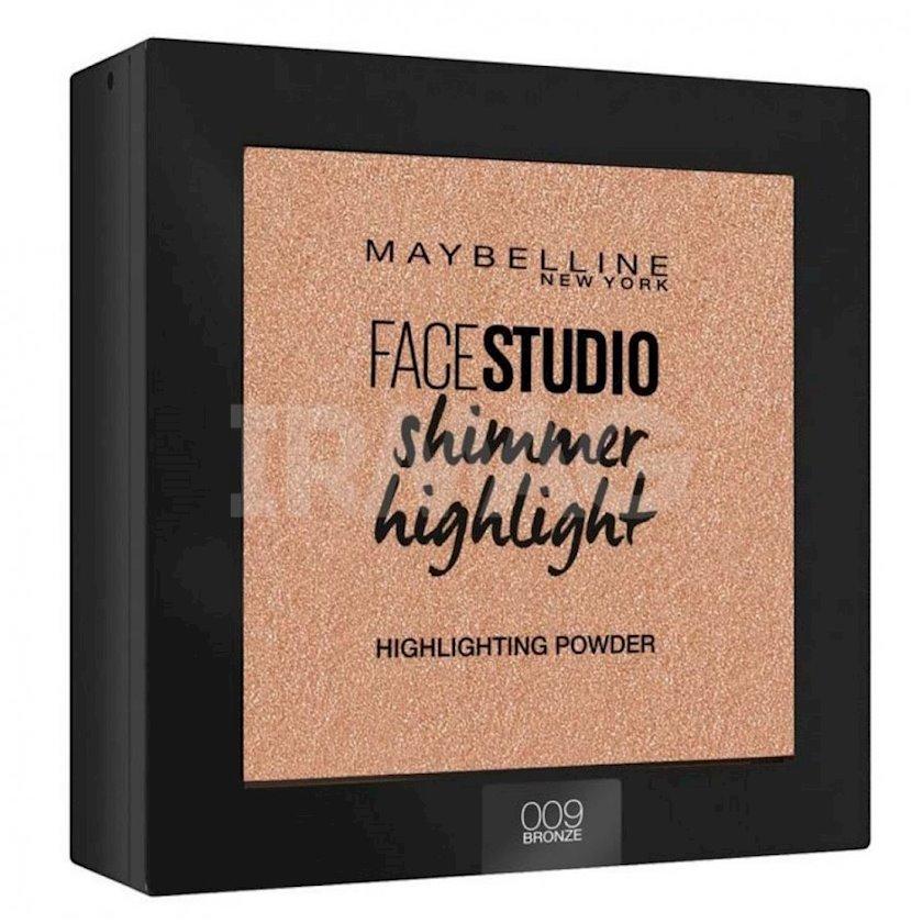 Haylayter Maybelline New York Face studio 009 Бронза 9q