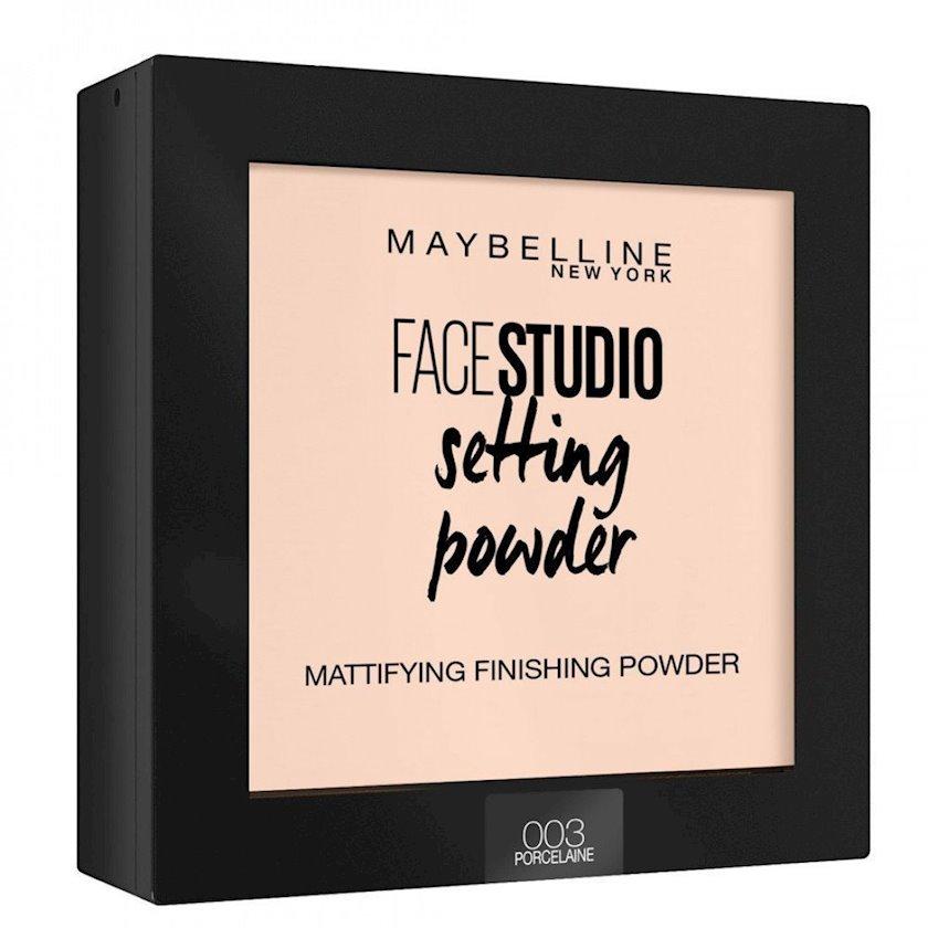 Kompakt kirşan Maybelline New York Face Studio Setting 003 Farfor 9 q