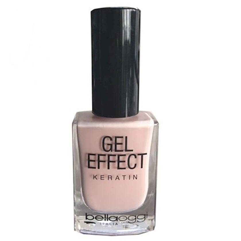 Gel-lak dırnaq üçün Bellaoggi Gel Effect 51 Pink & Milk