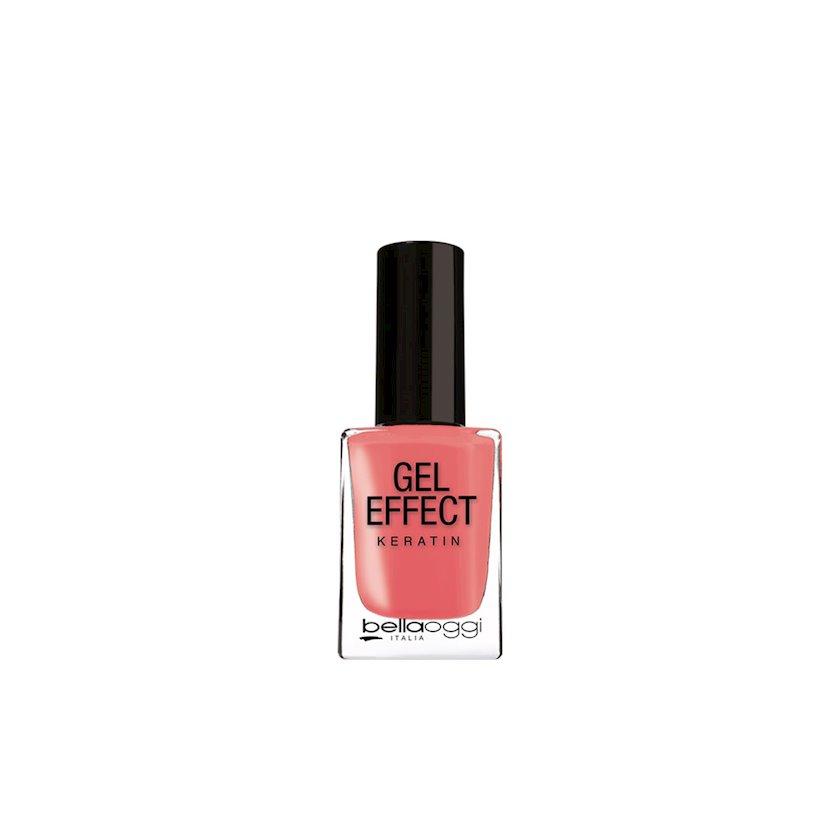 Gel-lak dırnaq üçün Bellaoggi Gel Effect 204 Nude Peach
