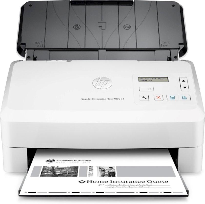 Skaner HP ScanJet Enterprise Flow 7000 s3