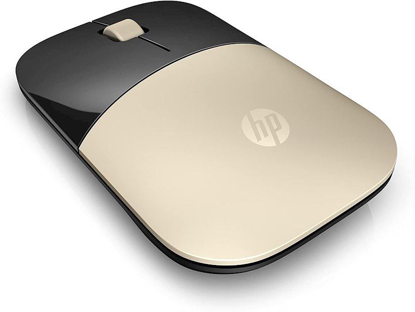 Simsiz siçan HP Z3700 Qızılı X7Q43AA