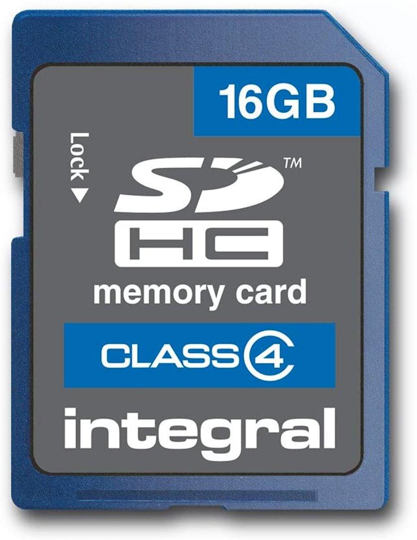 Fleş yaddaş Integral 16 Gb INSDH16G4V2