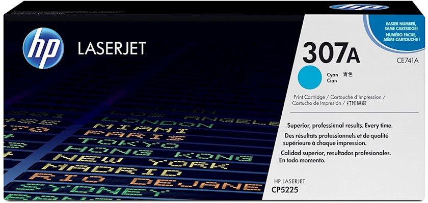 Kartric HP 307A CE741A Mavi