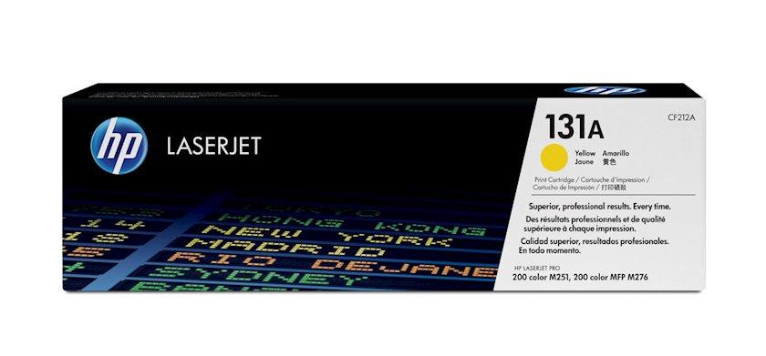 Kartric HP 131A CF212A Sarı