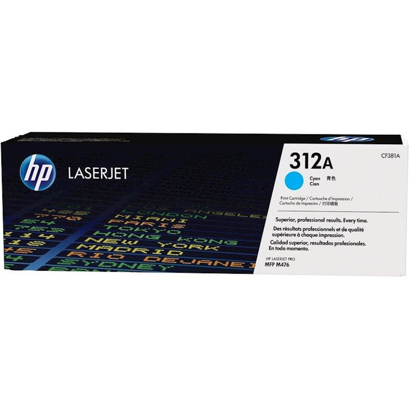 Kartric HP 312A CF381A Mavi
