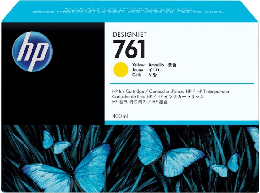 Kartric HP 761 CM992A Sarı