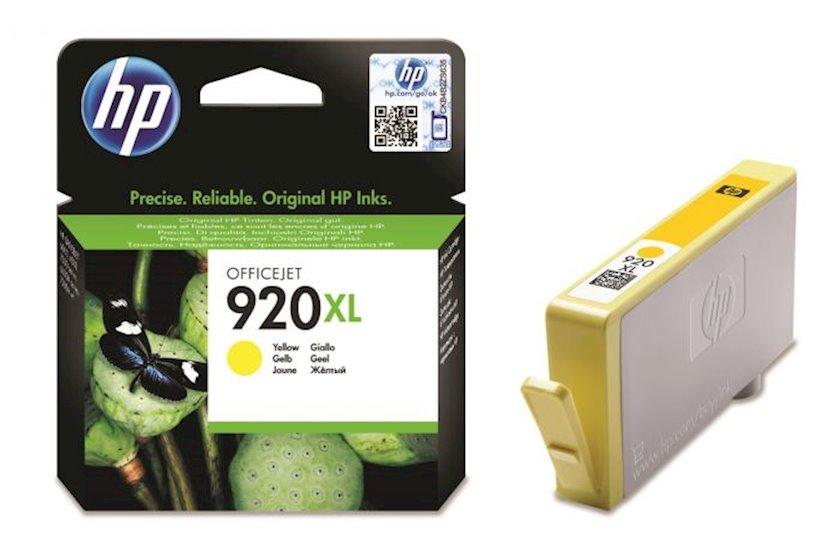 Kartric HP 920XL CD974AE Sarı