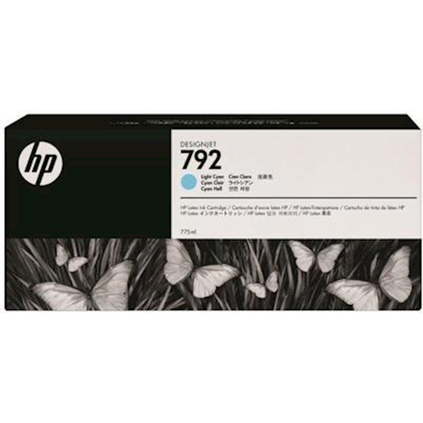 Kartric HP Latex 792 CN709A Açıq mavi