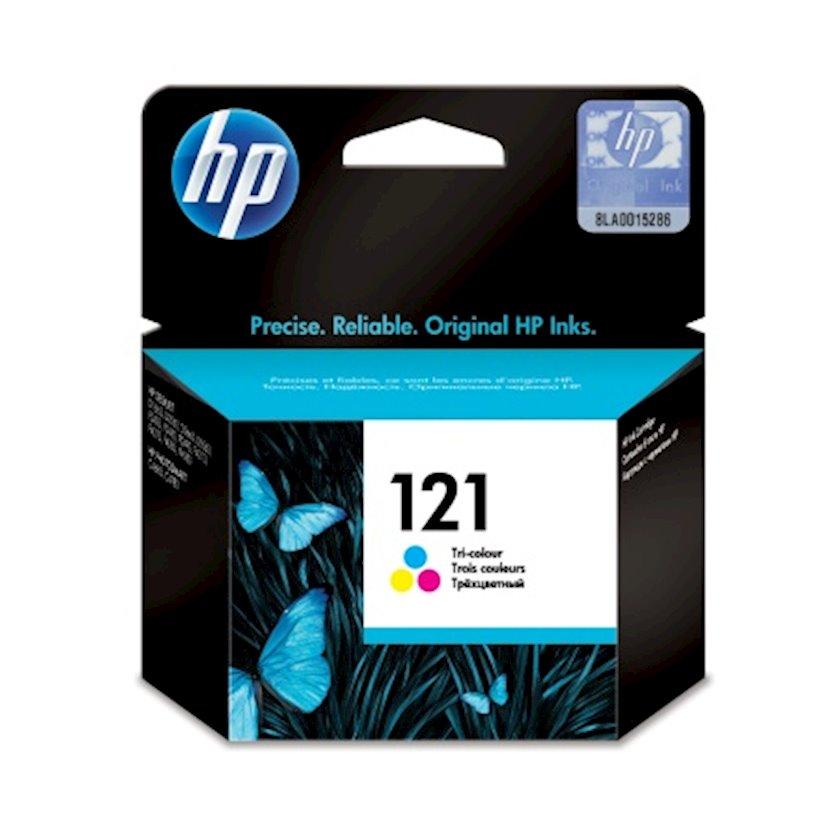 Kartric HP 121 CC643HE Tri-colour