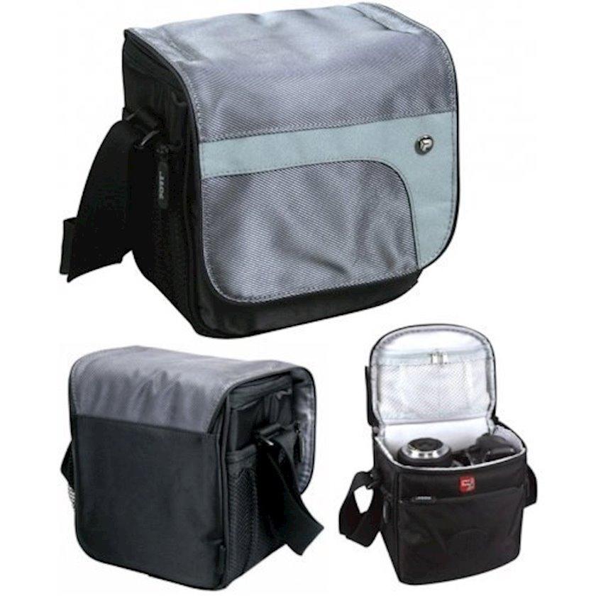 Fotoaparat üçün çanta Port Designs Casablanca Bag S Qara-boz 400301