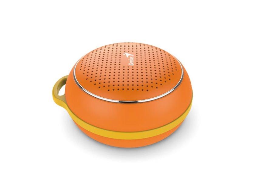 Portativ dinamik  Genius SP-906BT Plus R2 Orange
