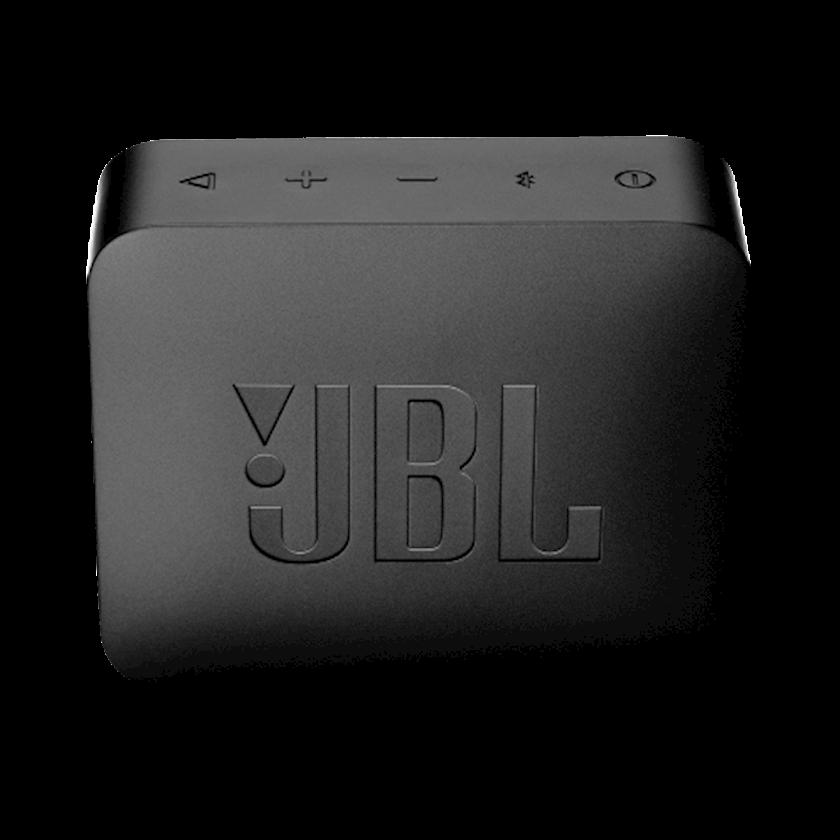 Portativ akustika JBL GO 2 Qara