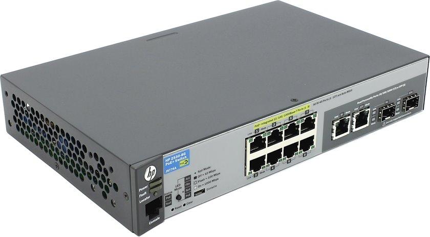 Kommutator HP 2530-8G-PoE+