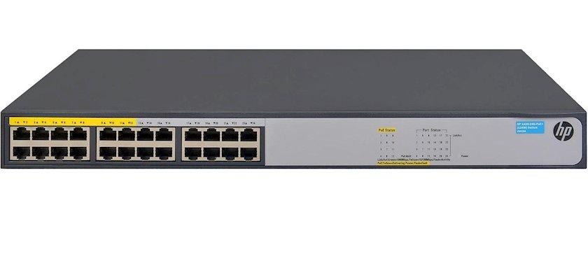 Kommutator HPE 1420-24G-PoE+ Jh019a