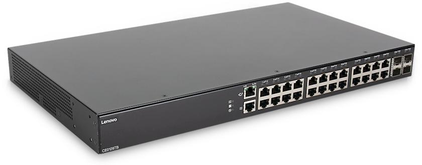 Kommutator Lenovo Ce0128tb Gigabit Ethernet Campus