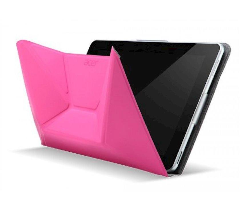 Planşet üçün çexol Acer Crunch Cover A3-A10 Çəhrayı 25.4 sm
