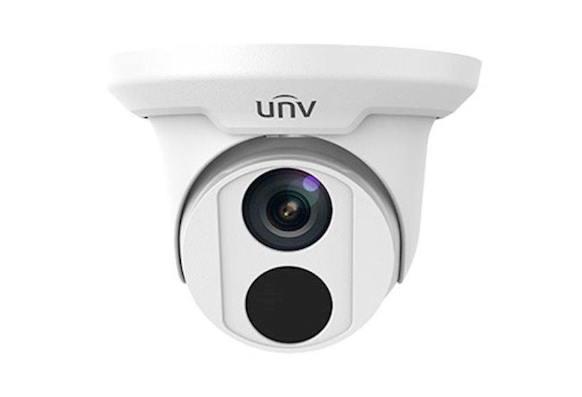 Videokamera Uniview Smart 2mp Network IR fixed dome (Ipc3612er3-pf40-c)