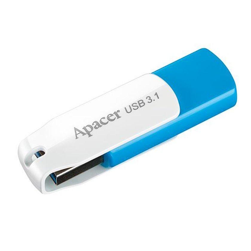 Fləş kart Apacer USB 3.1 Gen1 AH357 Blue 16 Gb