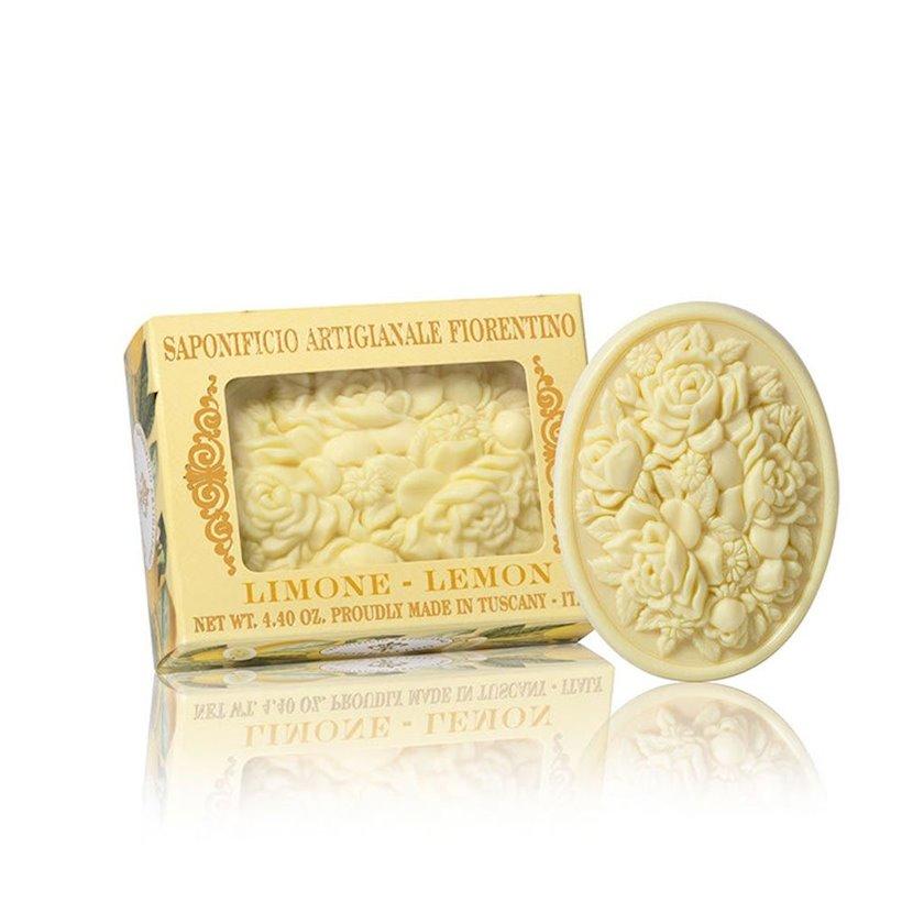 Sabun Saponificio Artigianale Fiorentino Limon 125 qr