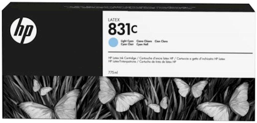Kartric HP 831C CZ698A Açıq mavi