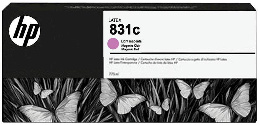 Kartric HP 831C CZ699A Açıq fırfır