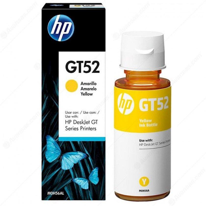 Mürəkkəb HP GT52 M0H56AE Sarı