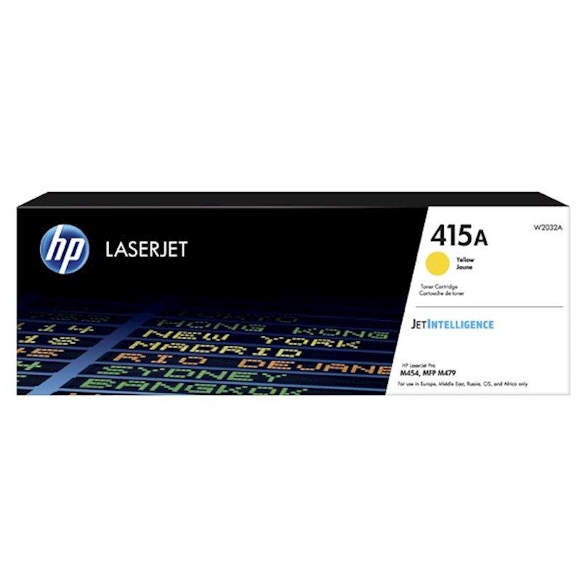 Kartric HP 415A W2032A Sarı