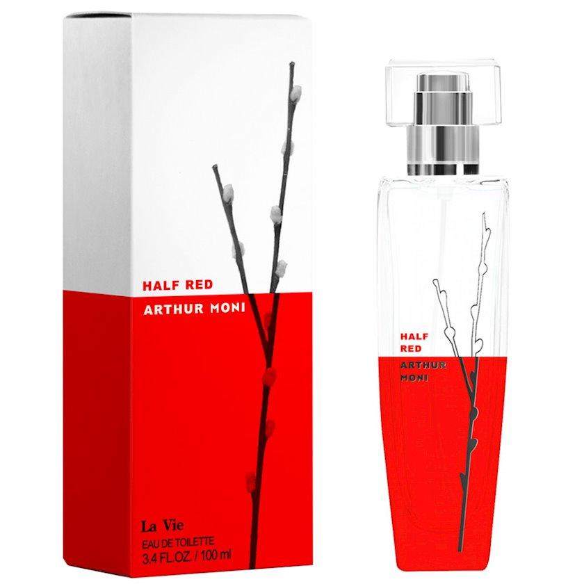 Tualet suyu qadınlar üçün Dilis Parfum La Vie Arthur Moni Half Red 100  ml
