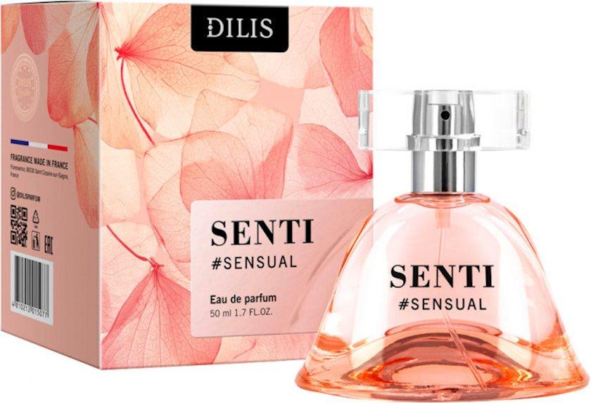 Qadınlar üçün ətir suyu Dilis Parfum Senti Sensual 50ml