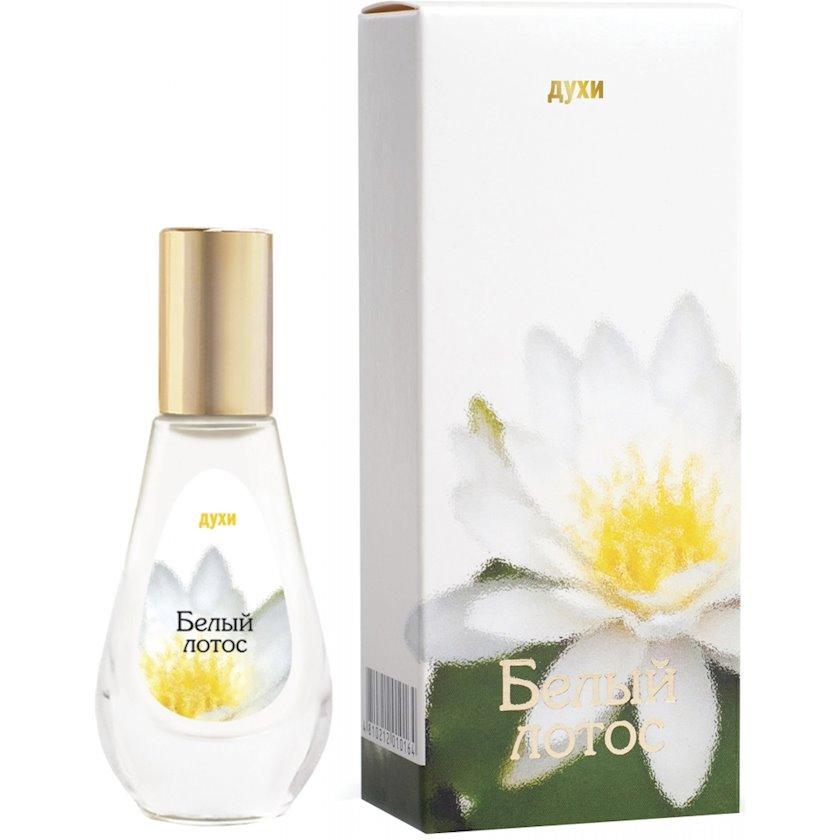 Ətir qadınlar üçün Dilis Parfum Floral collection Ağ lotus  9, 5 ml