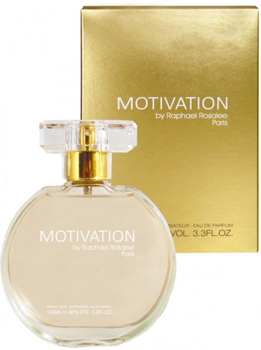 Parfüm suyu qadınlar üçün  Raphael Rosalee Motivation  100 ml