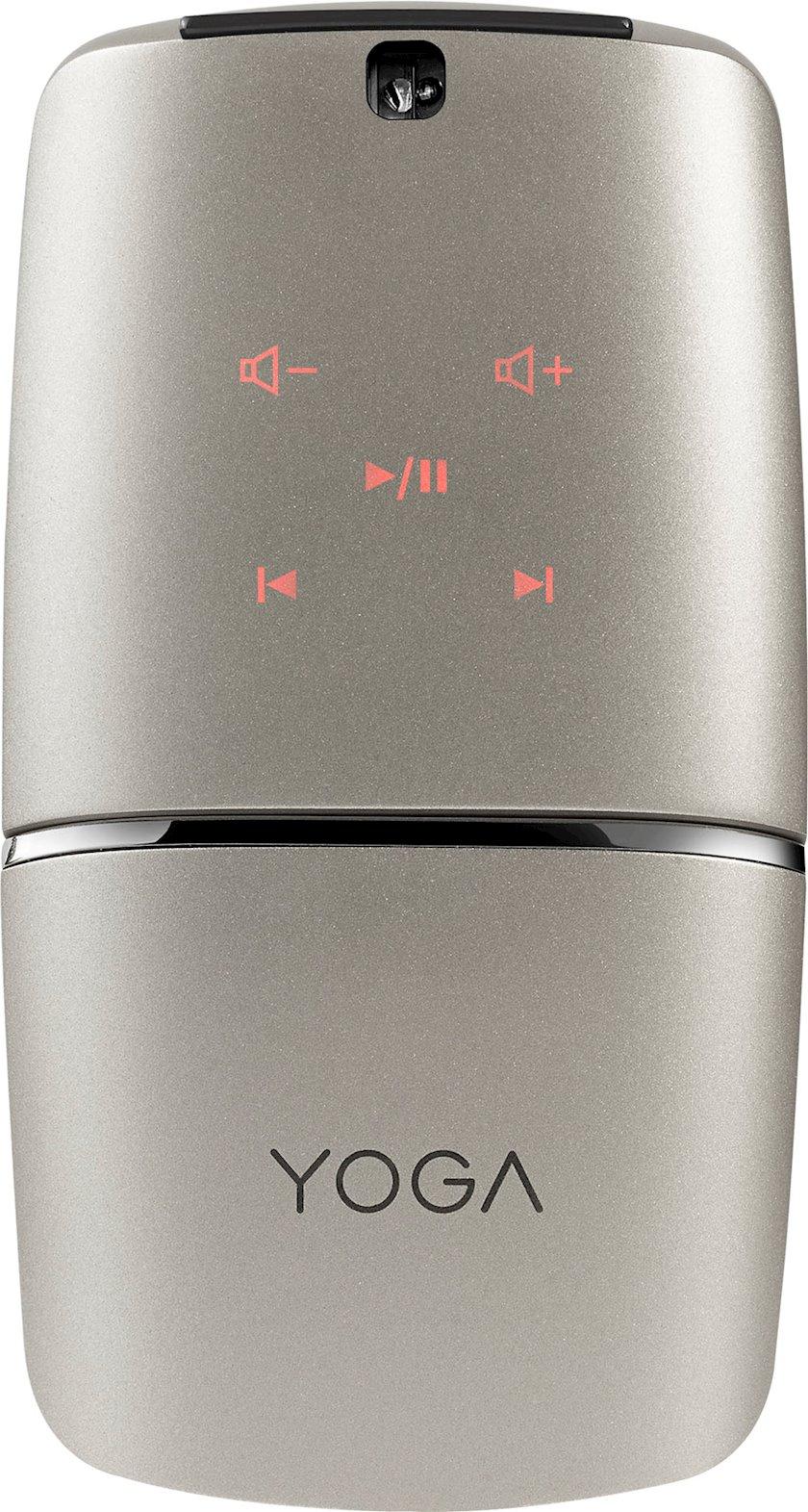 Sıçan Lenovo Yoga Mouse Premium Class Silver