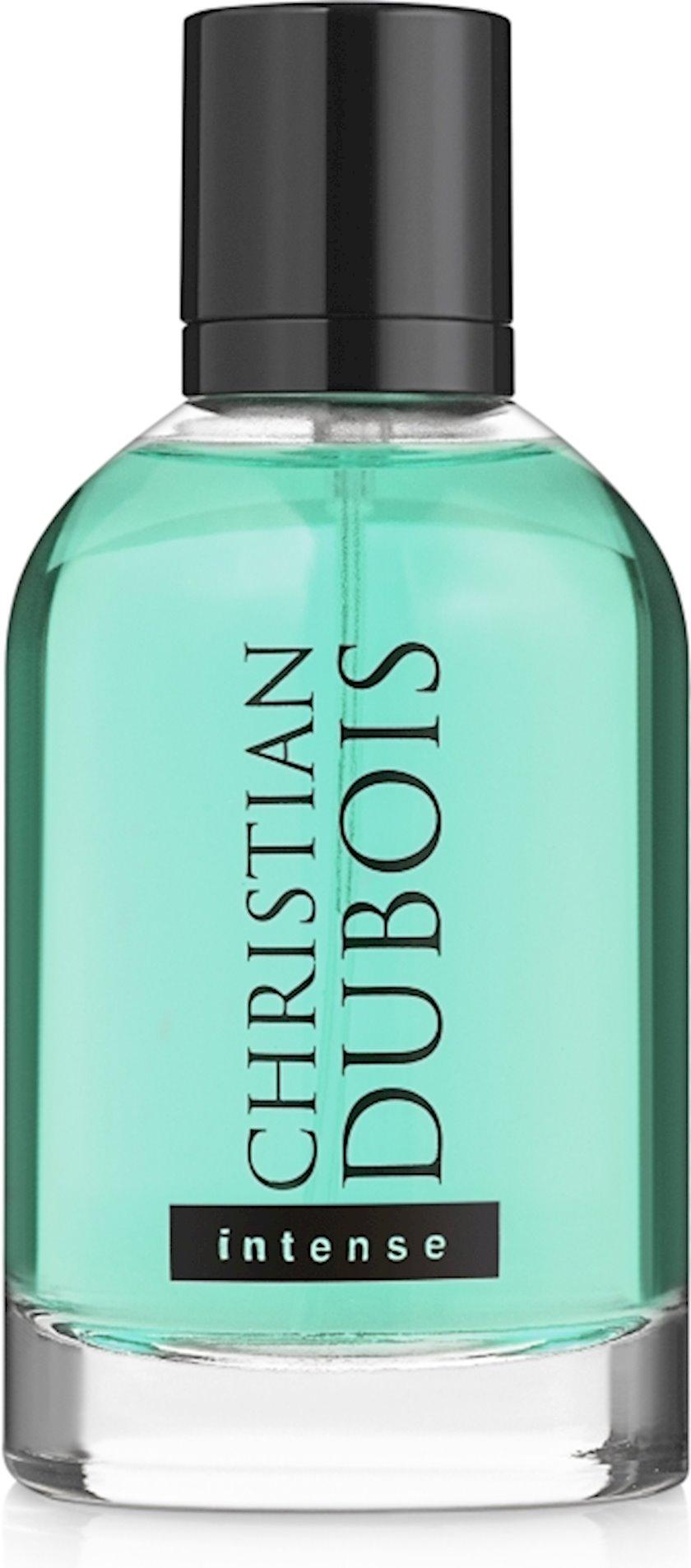 Tualet suyu kişilər üçün Dilis Parfum Christian Dubois Intense 100 ml
