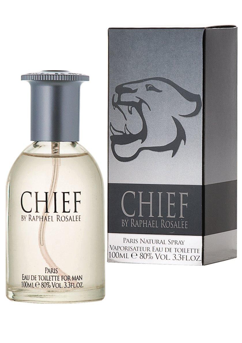 Tualet suyu kişilər üçün Raphael Rosalee Chief for Men 100 ml