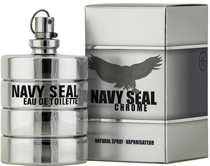 Tualet suyu Raphael Rosalee Navy Seal Chrome 100 ml