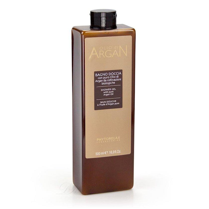 Duş geli Phytorelax arqan yağı ilə 500 ml