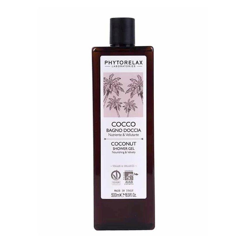 Duş geli Phytorelax Kokos 500 ml