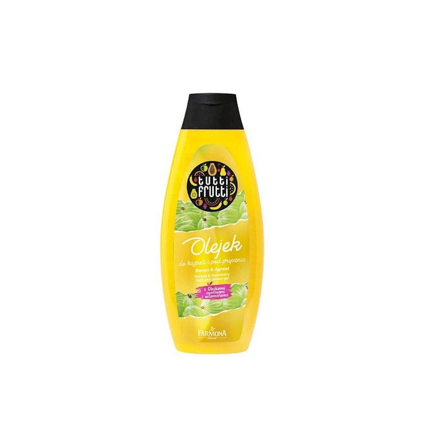 Duş geli Farmona Tutti Frutti Banan və Motmotu 425 ml