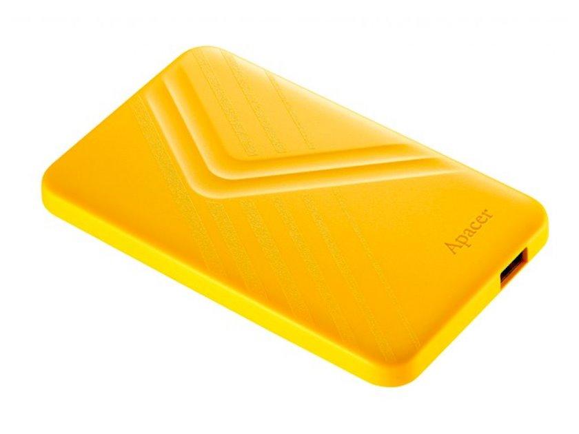 Xarici sərt disk Apacer 1 TB USB 3.1 Portable Hard Drive AC236 Yellow