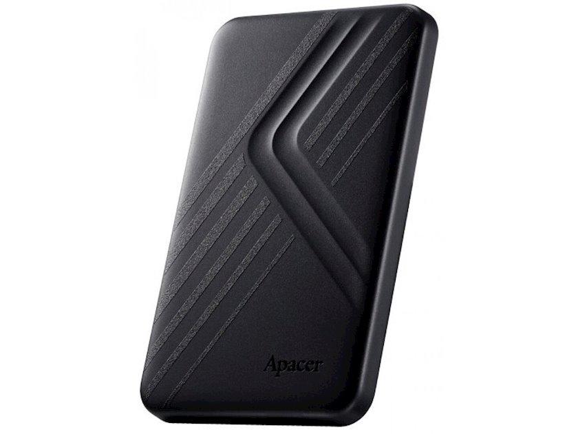 Xarici sərt disk Apacer 2 TB USB 3.1 Portable Hard Drive AC236 Black