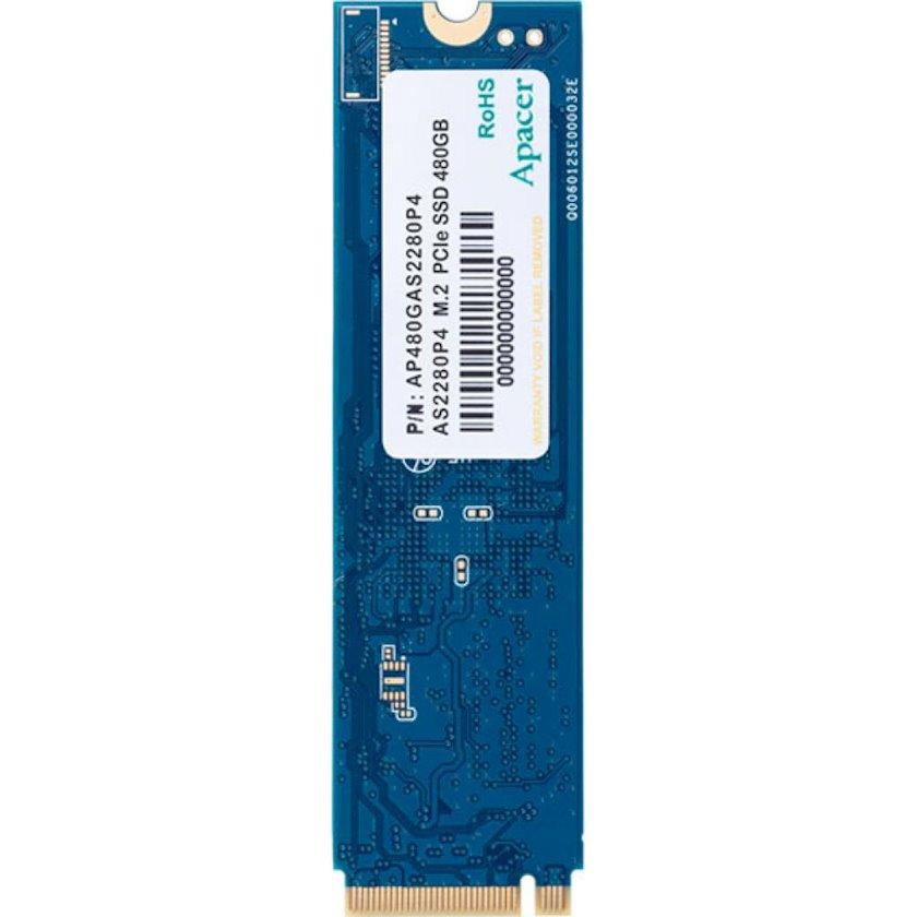 Sərt disk Apacer 480 Gb AP480GAS2280P4-1, 2100 МБ/с