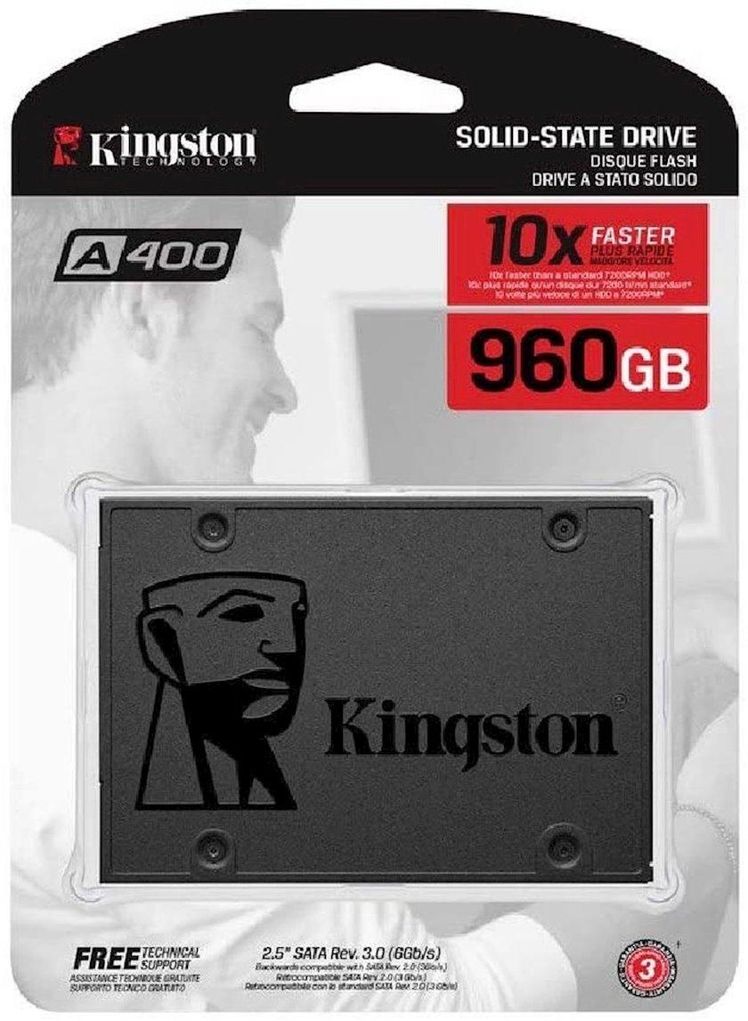 Sərt disk Kingston 960 Gb SA400S37/960G