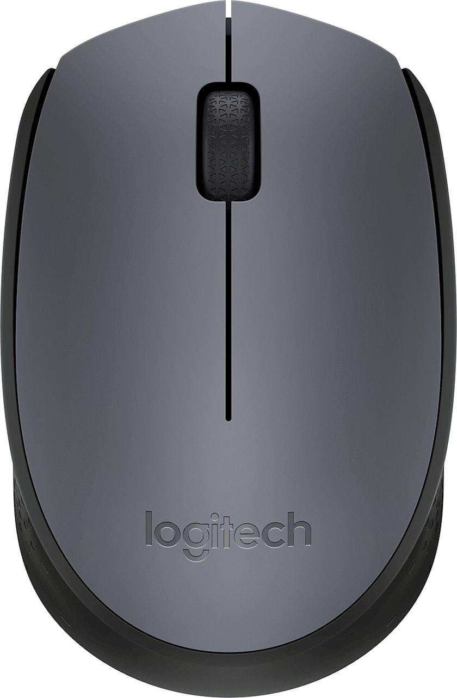 Kompüter siçanı Logitech M170 Wireless Black/Grey