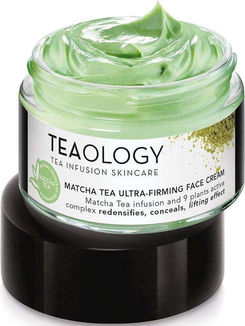 Üz kremi Teaology Matcha Tea Ultra-Firming Face Cream 50 ml