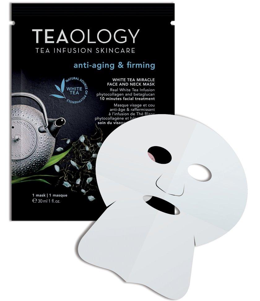 Maska dəsti Teaology üz və boyun üçün maska + gözlər üçün maska