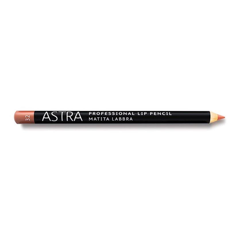 Dodaq üçün qələm Astra Make-up Professiona Lip Pencil 32 Brown Lips 1.1 q